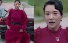 Cả phim đẹp mê hồn, gần cuối phim Seo Ye Ji lại để kiểu tóc xoăn mái già câng