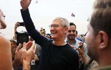 Apple vượt mặt Saudi Aramco, trở thành công ty giá trị nhất thế giới