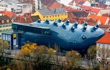12 công trình có kiến trúc ấn tượng nhất trên thế giới, nhiều nơi còn khiến du khách hoảng sợ bởi vẻ ngoài kỳ dị
