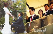 """Màn cầu hôn của Bae Yong Joon và mỹ nhân """"Vườn sao băng"""" lên top Dispatch: Đúng kỷ niệm 100 ngày yêu tại biệt thự trăm tỷ"""
