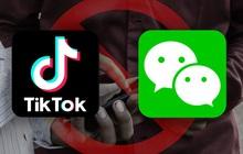 """Sau TikTok, WeChat là ứng dụng tiếp theo bị Mỹ đưa """"lên thớt""""?"""