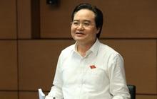 Bộ trưởng Phùng Xuân Nhạ: 'Phần lớn học sinh có nguyện vọng thi đúng kế hoạch'