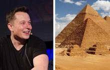 """Ai Cập khẳng định kim tự tháp không phải do người ngoài hành tinh xây dựng, nhắn nhủ Elon Musk đừng nên """"chém gió"""""""