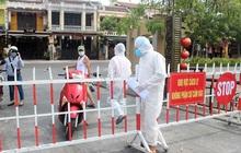 Thêm 10 ca mắc COVID-19 mới ở Đà Nẵng và Quảng Nam, trong đó có 1 nhân viên y tế tại BV Đà Nẵng