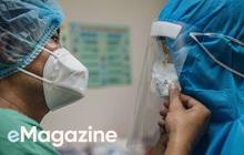 5 ngày trong Trung tâm  Covid-19 của Bệnh viện TW Huế
