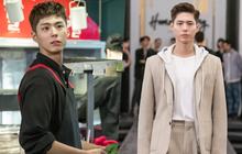Park Bo Gum đang bán hủ tiếu gõ thì bị bốc lên sàn catwalk ở Record of Youth, bảo sao thần thái cứ sai sai!