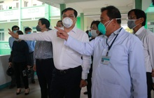 Hải Phòng chi viện bác sĩ và hỗ trợ 5 tỷ giúp Đà Nẵng chống dịch Covid-19