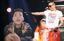 """Xôn xao đoạn Rap công kích """"Lão Đại"""" Wowy với lời lẽ xúc phạm ngay sau khi tập 1 """"Rap Việt"""" lên sóng"""