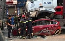 Danh tính 3 nạn nhân tử vong trong vụ tai nạn liên hoàn lúc rạng sáng ở Hà Nội: Người trẻ nhất mới 21 tuổi