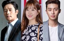 """""""Anh chủ"""" Park Seo Joon """"bị dụ"""" sánh đôi Park Bo Young ở phim điện ảnh viễn tưởng mới"""