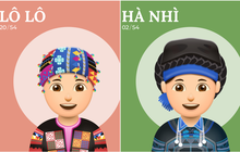 """Tác giả bộ emoji """"54 dân tộc anh em"""" đang hot MXH chia sẻ quá trình làm kéo dài đến 4 tháng, gặp thông tin sai như cơm bữa"""