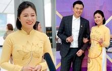 """MC Hoàng Linh lên tiếng vì bị """"nửa cái thiên hạ bảo có bầu"""""""