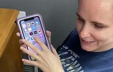 Kỹ năng dùng iPhone siêu đỉnh của cô gái khiếm thị đang trở thành hiện tượng trên Twitter