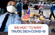 Bi kịch San Francisco - Hình mẫu chống dịch của Mỹ giờ phải ngậm ngùi với bài học xương máu: Tự mãn trước đại dịch chính là tự sát