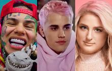 """5 ca khúc tệ nhất năm 2020: Justin Bieber bị chê quá sến, rapper """"sân si"""" với Ariana Grande xếp đầu bảng với lời rap vô nghĩa hết sức"""