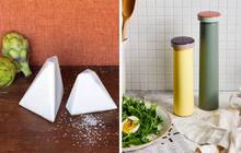 Những dụng cụ nấu ăn vừa sang vừa xịn sẽ khiến bạn muốn xắn tay áo vào bếp, quan trọng là tính ứng dụng cực cao