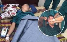 Hình ảnh các bác sĩ tại Đà Nẵng làm việc tới kiệt sức, phải truyền nước khiến nhiều người xúc động