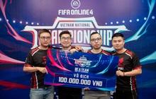 Chiến thắng nghẹt thở trên chấm phạt đền, DIH Esport F4 trở thành tân vương của FIFA Online 4 Việt Nam