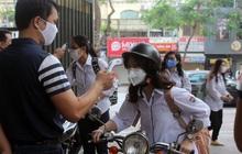 F1 tham gia Kỳ thi Tốt nghiệp THPT phải mặc đồ bảo hộ, tránh lây nhiễm chéo