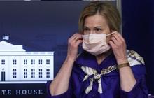 COVID-19: Cố vấn Nhà Trắng khuyên dân Mỹ đeo khẩu trang trong nhà