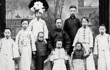 Loạt ảnh khắc họa cuộc sống của gia đình Hoàng đế nhà Thanh cuối cùng: 3 thế hệ sống dưới 1 mái nhà và những câu chuyện ít người biết