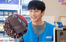 """Hay tin Ji Chang Wook """"rỗi việc"""" đi làm thu ngân, fan bu đen nghịt muốn nghiêng cái cửa hàng tiện lợi của người ta!"""