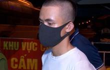 Dừng xe máy của 2 nam thanh niên để đo thân nhiệt, công an phát hiện ma túy