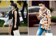 """Chùm ảnh: Giới trẻ Sài Gòn kín mít khẩu trang xuống phố, mua sắm hay """"sống ảo"""" đều nhanh chóng, đề cao cảnh giác"""