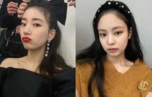 Sao Hàn đang thi nhau lăng xê phụ kiện tóc to oạch, tưởng khó nhằn nhưng diện lên lại cực sang chảnh