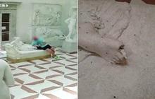 """Đi bảo tàng rồi """"hồn nhiên"""" ngồi lên bức tượng sống ảo, nam du khách làm vỡ luôn 2 ngón chân của tác phẩm 200 năm tuổi"""
