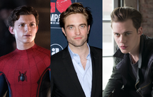 """Xịt máu mũi"" trước tin bộ 3 Tom Holland - Robert Pattinson - Bill Skarsgård kết hợp ở The Devil All the Time"