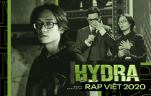 """Hydra - anh chàng khiến Trấn Thành và HLV Rap Việt khóc tiết lộ: Đã """"nhắm"""" team Karik ngay từ đầu, khẳng định thí sinh trong chương trình cực mạnh"""