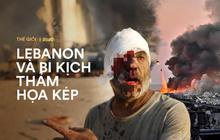 """""""Tôi mất tất cả rồi"""": Bi kịch kép của người Lebanon sau vụ nổ chấn động, thảm họa nối tiếp thảm họa"""