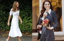 """Biết là Công nương Kate mặc đẹp nhưng ít ai nhận ra kiểu váy """"ruột"""" giúp cô vừa trẻ trung lại trông như gầy đi 5kg"""