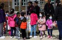 Bang Ohio (Mỹ) bắt buộc học sinh từ mẫu giáo đến lớp 12 đeo khẩu trang