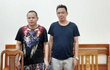 2 người Trung Quốc nhập cảnh trái phép trốn trong khách sạn ở Quảng Ninh