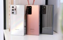 Trên tay Galaxy Note20/Note20 Ultra vừa ra mắt: Màu đẹp xuất sắc, hợp cả nữ lẫn nam