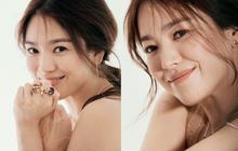 """Giữa lùm xùm tình ái, Song Hye Kyo """"đánh úp"""" bộ ảnh đẹp nín thở: Dàn tài tử nam thần đã bỏ lỡ báu vật nhan sắc rồi!"""