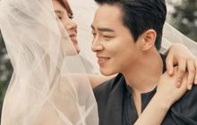 """HOT: Nữ ca sĩ """"Hậu duệ mặt trời"""" Gummy chính thức hạ sinh con đầu lòng cho tài tử Jo Jung Suk"""