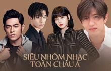 MXH nổ tung vì dàn HLV dự kiến show sống còn lớn nhất châu Á: Lisa đã đỉnh, còn có cả Châu Kiệt Luân và Kimura Takuya