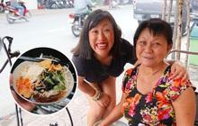 """Một blogger ẩm thực New Zealand chia sẻ những món ăn ở TP.HCM khiến cô bị """"hạ gục"""""""