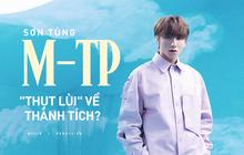 """Ra mắt """"Có Chắc Yêu Là Đây"""" được 1 tháng, Sơn Tùng M-TP lập vô vàn thành tích nhưng không vượt qua cái bóng của """"Hãy Trao Cho Anh"""""""