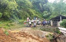 Sạt lở đất ở Lào Cai, 2 vợ chồng tử vong