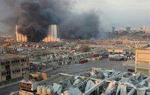 Con số thương vong trong vụ nổ kinh hoàng ở Lebanon tiếp tục tăng