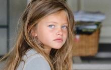Mẫu nhí từng được mệnh danh là 'cô bé đẹp nhất thế giới' với đôi mắt xanh sâu như đại dương gây bão MXH bây giờ ra sao?