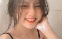 Cô bạn Mỹ Tho sinh năm 2004 gây thương nhớ với nụ cười tươi rói, tiết lộ đã kiếm được tiền phụ bố mẹ đóng học phí