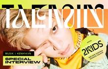 """Phỏng vấn đặc biệt TAEMIN: Trong SHINee là """"em út"""" được cưng chiều, tách ra solo phải """"tự lực cánh sinh"""""""