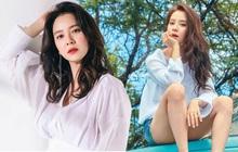 """""""Mợ ngố"""" Song Ji Hyo chia sẻ 4 tuyệt chiêu giúp cô giảm 7kg thành công, tưởng khó nhằn nhưng thực tế ai cũng làm được"""