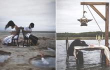 Dùng nhiếp ảnh để kể lại những cơn ác mộng, chàng nghệ sĩ tạo ra loạt ảnh đáng sợ nhưng lại gợi nhiều suy ngẫm
