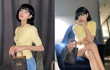 """Giữa ồn ào sao Hàn """"ăn gạch"""" vì chiêu trò quảng cáo, Lisa (BLACKPINK) chứng tỏ EQ cao ngất chỉ với vài bức ảnh sống ảo"""